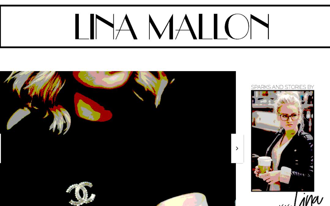 Kondommuffel: Lina Mallon ist sauer